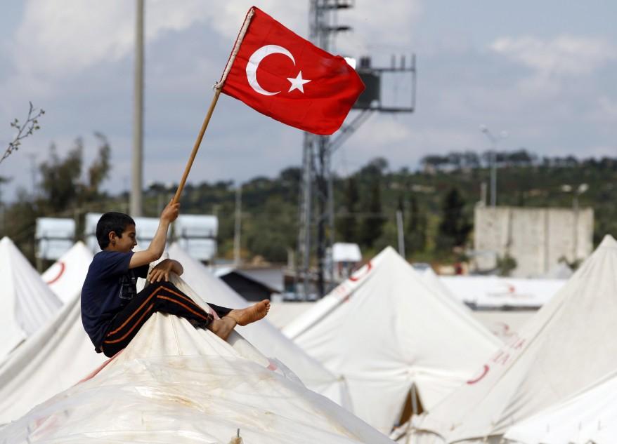 2016 – Dag 11 (16. juni) –  Den tyrkiske verden