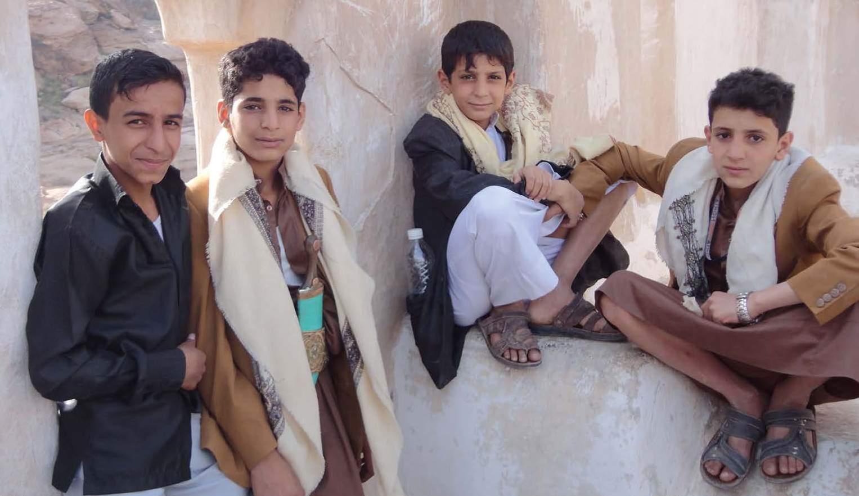 2017 – Dag 10 (5. juni) – Familie i Jemen: der tradisjonen råder