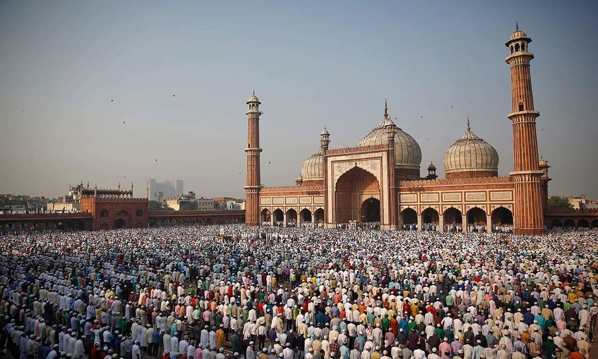 2017 – Dag 8 (3. juni) – Muslimer: en minoritet i India