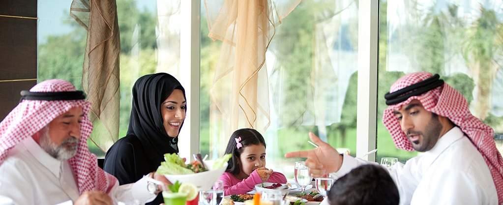 2017 – Dag 25 (20. juni) – Folket i Saudi Arabia