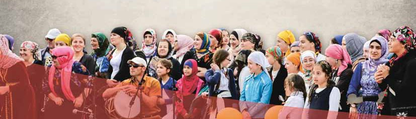 2018 – Dag 3 (17. mai) – Folket i Kaukasus