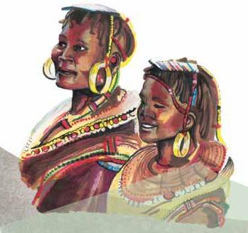 2018 – Dag 20 (3. juni) – Bajun-folket i Kenya