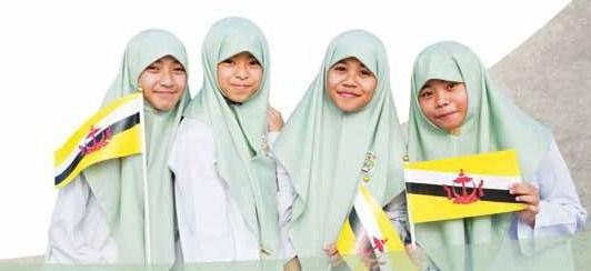 2018 – Dag 21 (4. juni) – Malayene i Brunei
