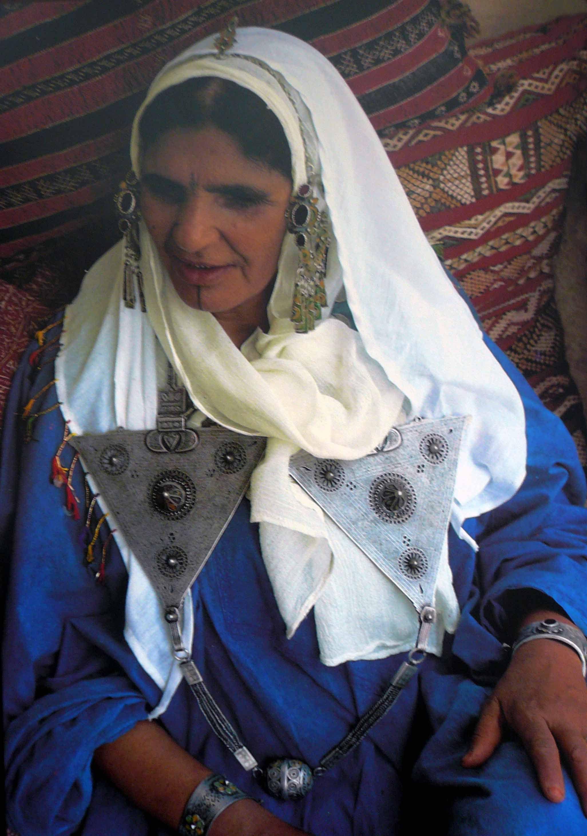 2018 – Dag 26 (9. juni) – Berbernes fibula-smykker sør i Marokko