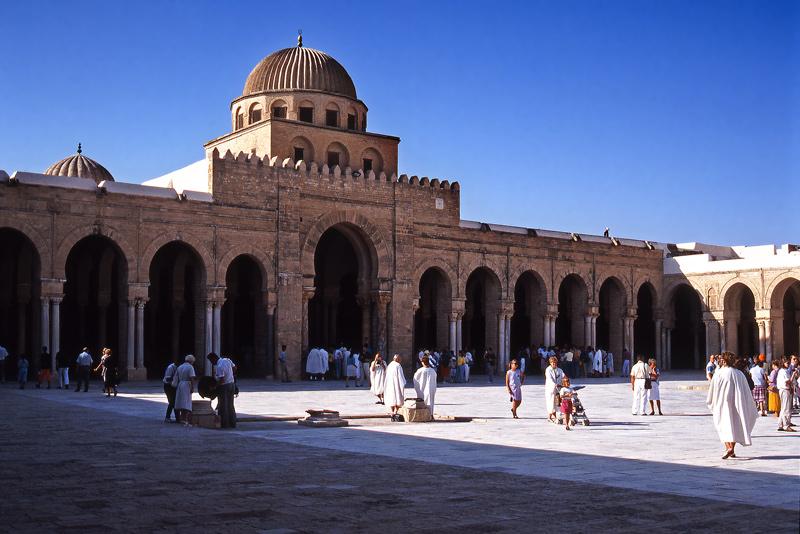 2018 – Dag 13 (27. mai) – Tunisia – minaretens hjemland