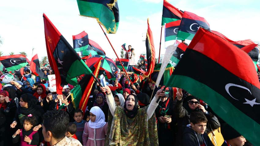 2018 – Dag 16 (30. mai) – Libyske muslimer
