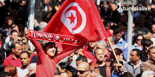 Tunis, 2012. Image credit: Rabii Kalboussi, Tunisia Live