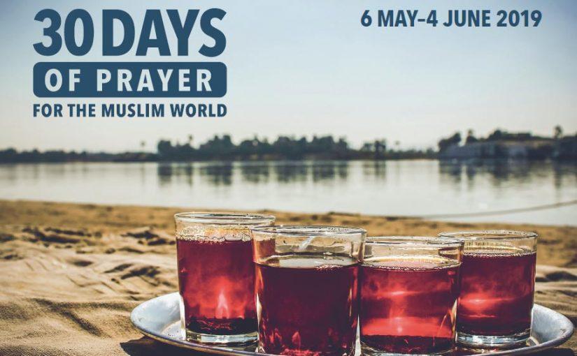 Ny bønneaksjon fra 6. mai