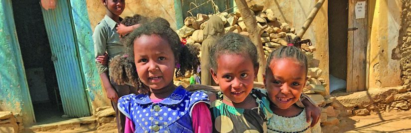 Dag 18 (23. mai) – Saho-folket i Eritrea og Etiopia
