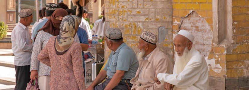 2019 – Dag 20 (25. mai) – Uigur-muslimer i Kina