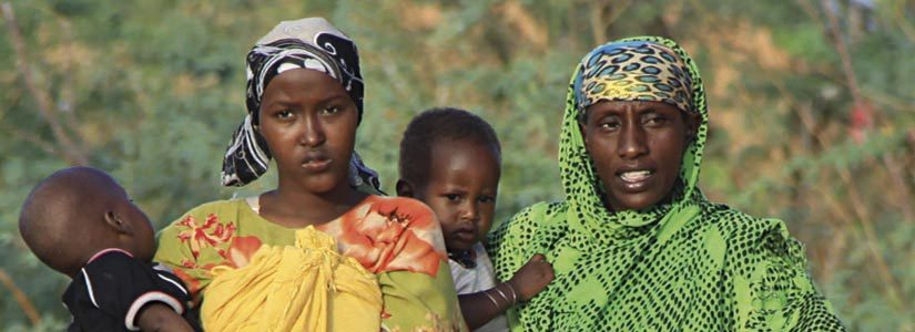 2019 – Dag 19 (24. mai) – Somalierne fra Somalia