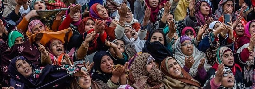 2020 – Dag 21 (14. mai) – Muslimer i Kashmir