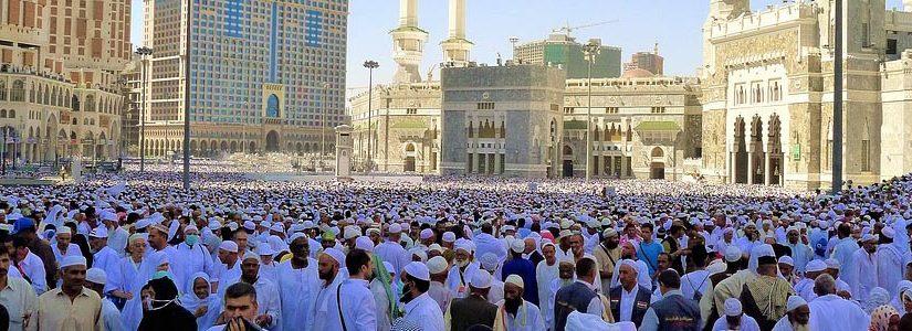 Dag 1 – 13. april – Mekka, Saudi-Arabia